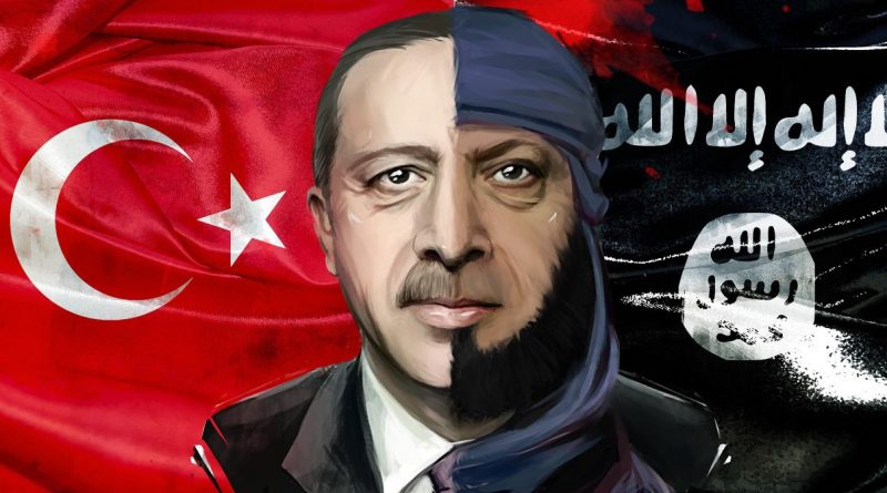 Erdogan adora o Daesh