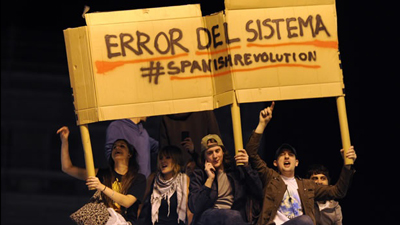 """Erro do sistema — #spanishrevolution"""